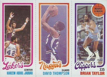1980 topps basketball cards price guide