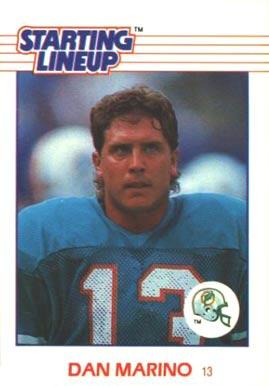 1988 Starting Lineup Card Team Set Seattle Seahawks Green Krieg Bosworth Warner
