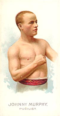 1888 Allen & Ginter Johnny Murphy #34 Boxing & Other Card