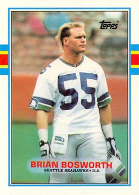 brian bosworth wife
