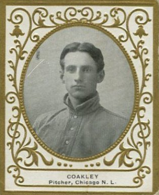 1909 Ramly Andy Coakley #27 Baseball Card