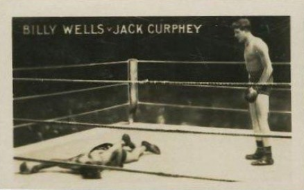 1923 The Rocket Bombardier Wells #5 Boxing & Other Card