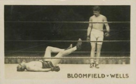 1923 The Rocket  Bloomfield #2 Boxing & Other Card