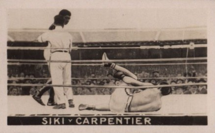 1923 The Rocket Battling Siki #1 Boxing & Other Card