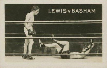 1923 The Rocket Lewis Bashman #7 Boxing & Other Card