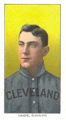 1909 White Borders (Piedmont & Sweet Caporal) Nap Lajoie #269 Baseball Card