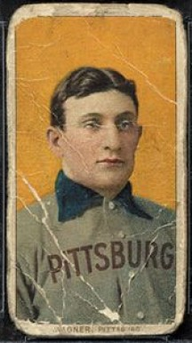 1909 White Borders Piedmont & Sweet Caporal Wagner, Pittsburgh #497 Baseball Card