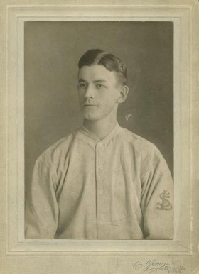 1905 Carl Horner Cabinets Chappie Charles #4.5 Baseball Card