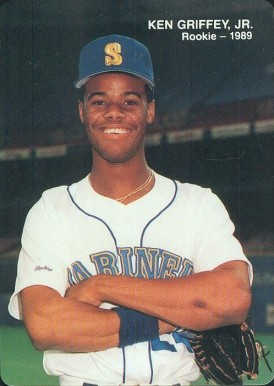 ken griffey jr baseball cards price guide