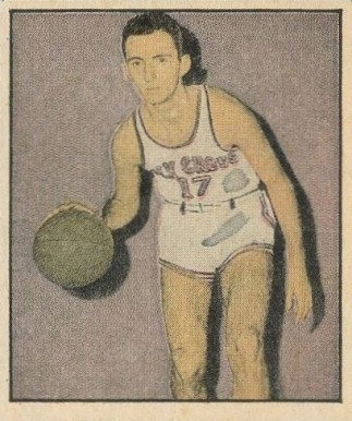 1951 Berk Ross Bob Cousy #1-11 Basketball Card