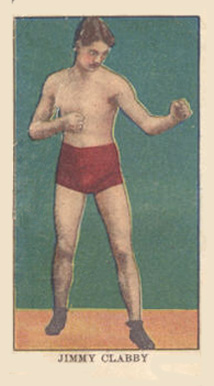 1910 E78 Jimmy  Clabby # Boxing & Other Card
