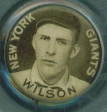 1910-12 Sweet Caporal Pins Art Wilson #151 Baseball Card