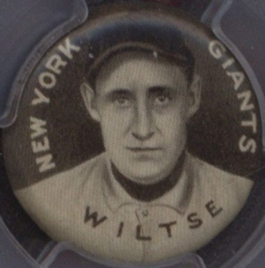 1910 Sweet Caporal Pin Hooks Wiltse #153 Baseball Card