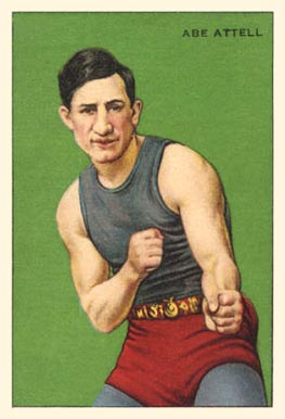 1912 Champions Abe Attell # Boxing & Other Card