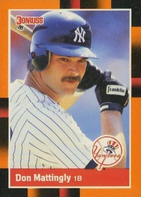 1988 Donruss Baseballs Best Baseball Card Set Vcp Price Guide