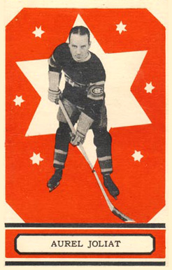 1933 O-Pee-Chee Aurel Joliat #50 Hockey Card