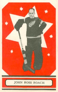1933 O-Pee-Chee John Roach #53 Hockey Card