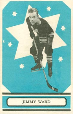 1933 O-Pee-Chee Jimmy Ward #56 Hockey Card