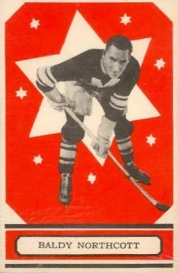 1933 O-Pee-Chee Baldy Northcott #60 Hockey Card