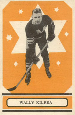 1933 O-Pee-Chee Wally Kilrea #63 Hockey Card
