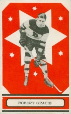 1933 O-Pee-Chee Bob Gracie #66 Hockey Card