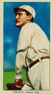 1914 Coupon Cigarettes (Type 2) Hooks Wiltse #184 Baseball Card