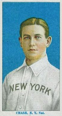 1919 Coupon Cigarettes (Type 3) Hal Chase #12 Baseball Card