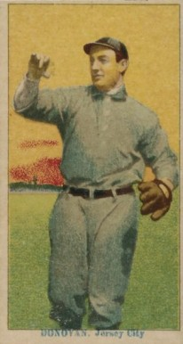 1919 Coupon Cigarettes (Type 3) Wild Bill Donovan #20 Baseball Card
