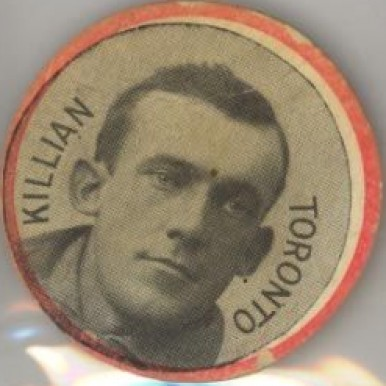 1912 Colgan's Chips Red Borders Ed Killian #85 Baseball Card
