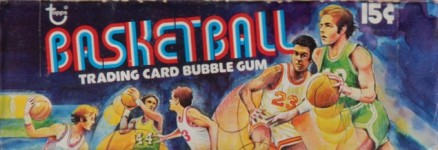 1970-79 Unopened Packs   #75TWPB Basketball Card