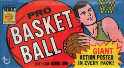 1970-79 Unopened Packs   #70twp Basketball Card