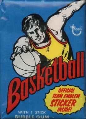 1970-79 Unopened Packs   #73twp Basketball Card
