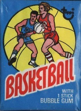 1970-79 Unopened Packs   #75twp Basketball Card