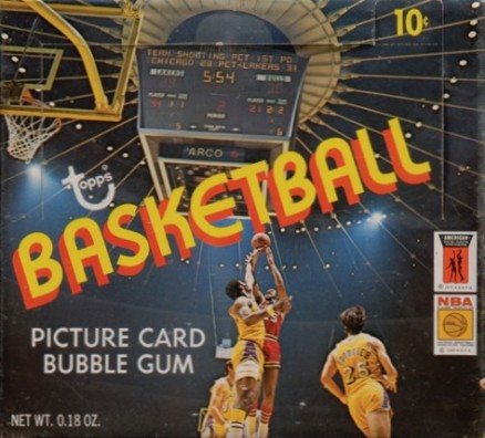 1970-79 Unopened Packs   #72twb Basketball Card