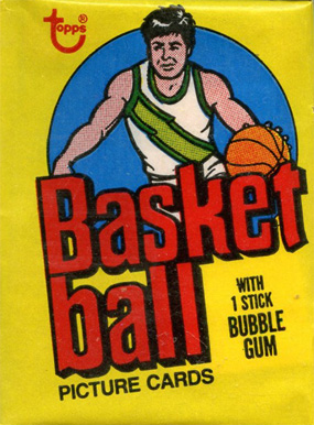 1970-79 Unopened Packs   #78twp Basketball Card