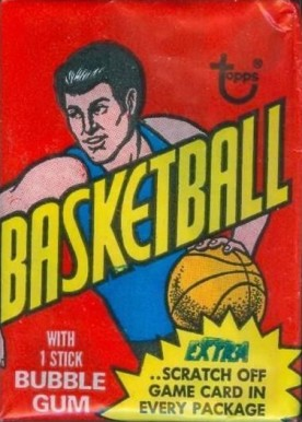 1970-79 Unopened Packs   #74Twp Basketball Card
