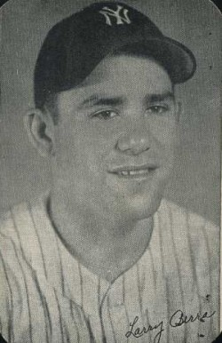 1947 Bond Bread Yogi Berra # Baseball Card
