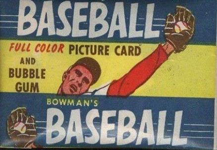 1950-1959 Unopened Packs (1950's) 1955 Bowman 1 Cent Wax Pack #55b1cwp Baseball Card
