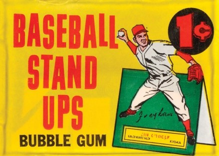 1960-1969 Unopened Packs (1960's)   #64tsu1cwp Baseball Card