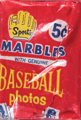 1960-1969 Unopened Packs (1960's)   #60L5WP Baseball Card