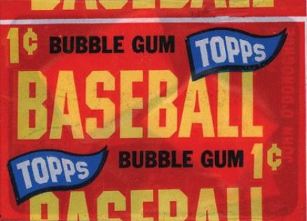 1960-1969 Unopened Packs (1960's)   #65T1CWP Baseball Card