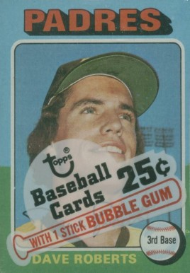 1970-1979 Unopened Packs (1970's)   #75Tcp Baseball Card