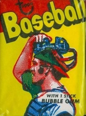 1970-1979 Unopened Packs (1970's)   #73Twp Baseball Card