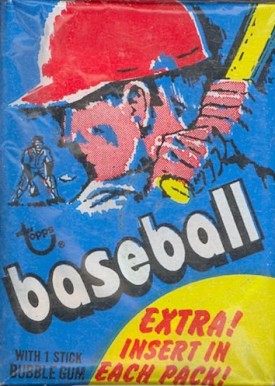 1970-1979 Unopened Packs (1970's)   #71Twp Baseball Card