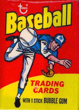 1970-1979 Unopened Packs (1970's)   #75TMwp Baseball Card
