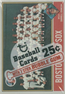 1970-1979 Unopened Packs (1970's)   #78Tcp Baseball Card