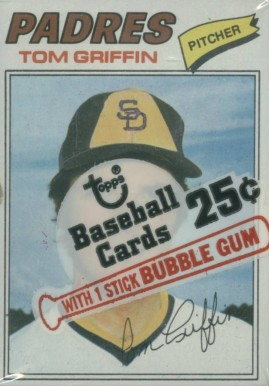 1970-1979 Unopened Packs (1970's)   #77TCP Baseball Card