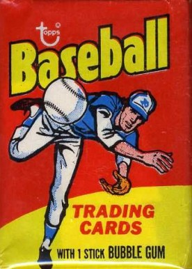 1970-1979 Unopened Packs (1970's)   #75TWP Baseball Card