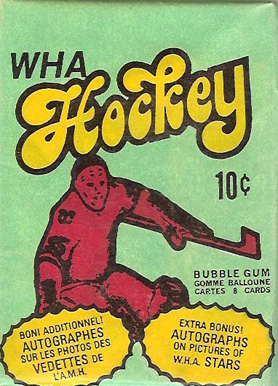 1970-1979 Unopened Pack (1970's)   #74opcwha-wp Hockey Card