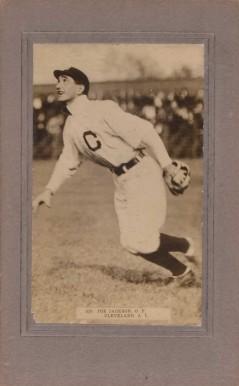 1911 Pinkerton Cabinets Joe Jackson 616 Baseball Vcp